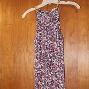 Michael Kors floral dress